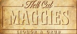 Hell Cat Maggie's | Belfast Logo